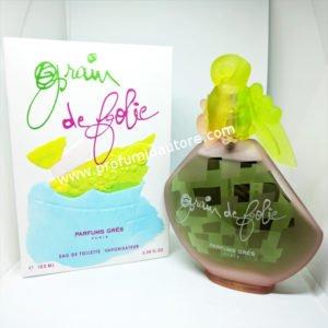 Profumo Grain de Folie by Grés parfums